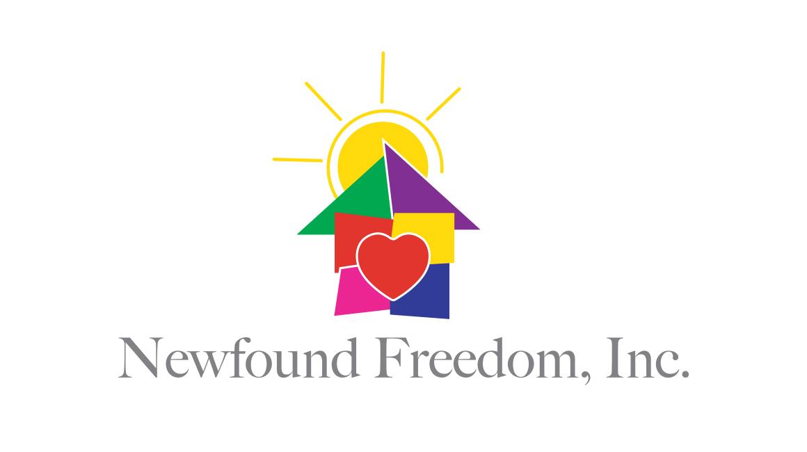 Newfound Freedom Logo Design Donnelly Creative Services